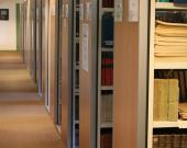 La bibliothèque du Jardin Botanique de la Bastide