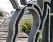 Le portail du Jardin Botanique