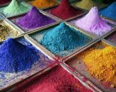 © Indian_pigments