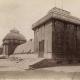 Les anciennes serres du Jardin Botanique du Jardin Public