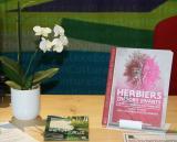 """L'ouvrage """"Herbiers, trésors vivants"""""""