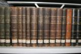 Livres de la bibliothèque du Jardin Botanique