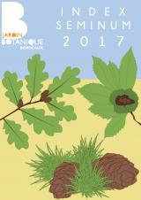 Couverture Index seminum 2017 (dessin Clémentine Senamaud)
