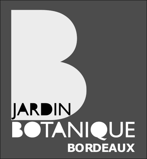 Jardin botanique de bordeaux for Jardin logo