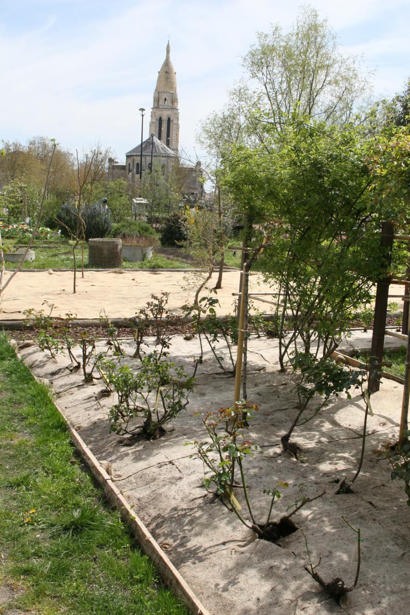 Les parcelles p dagogiques jardin botanique de bordeaux for Bordeaux jardin botanique